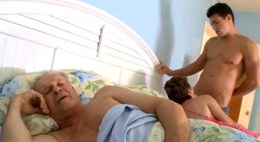 Sexo a escondida porno