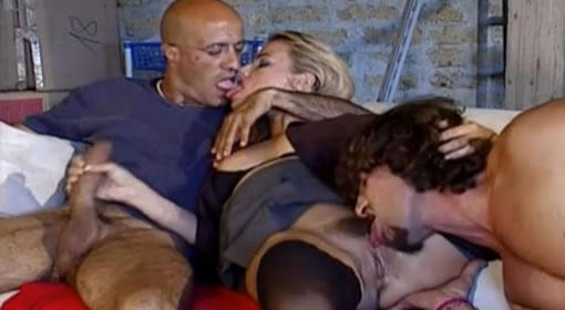 sexo trios sexo de maduras