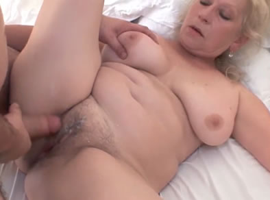White pussy and tits