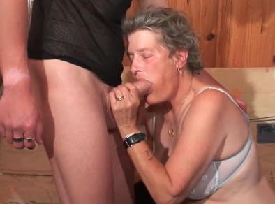 anciana francesa