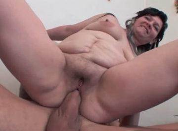 imagen La cerda la quería dentro de su gordo culo