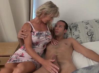 madre conmigo