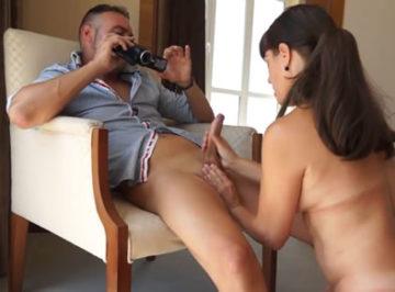 imagen Milf española acude a un casting porno