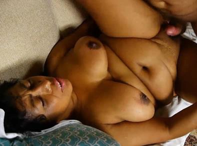 negra gordita