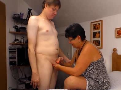 abuela alemana nieto