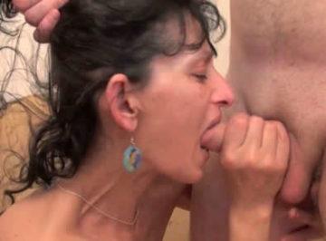 madre mamando