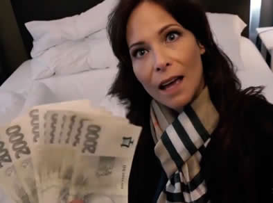 turista dinero