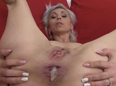 anal negro