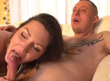 imagen La zorra sabía como dar placer a un hombre