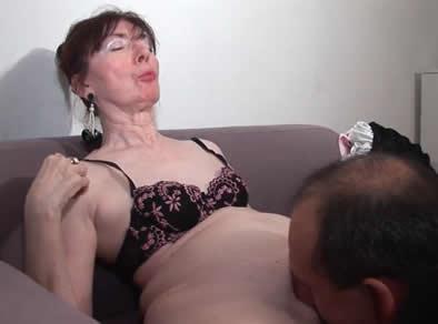 vieja sexo