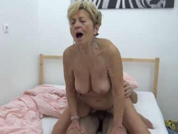 anciana 83 orgasmo