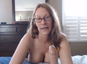 imagen Descubrió el vídeo secreto de su madre