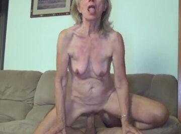 imagen Anciana de 83 años aun se acuerda de follar