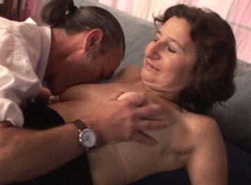 imagen Esposa y marido italianos follan delante de la cámara